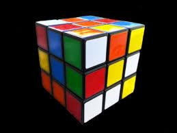 Örök kedvenc a Rubik kocka