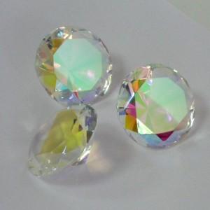 A kristály fülbevaló remek