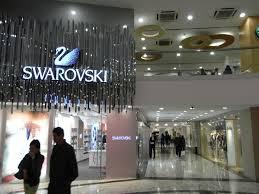 Swarovski ékszerek